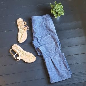 Mossimo Supply Company Blue Pants